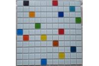 S-453 стекло (25х25х4) 300*300 Ns-mosaic
