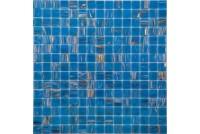 SB08 бирюза (сетка 20х20х4) 327*327 Ns-mosaic