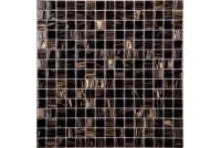 SE10 коричневый (сетка 20х20х4) 327*327 Ns-mosaic