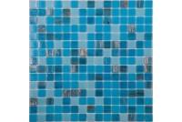 MIX18 синий (сетка 20х20х4) 327*327 Ns-mosaic