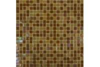 MIX22 коричневый (сетка 13х13х4) 327*327 Ns-mosaic