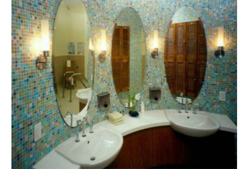 Мозаика Caramel Ирида IRIDA mosaic
