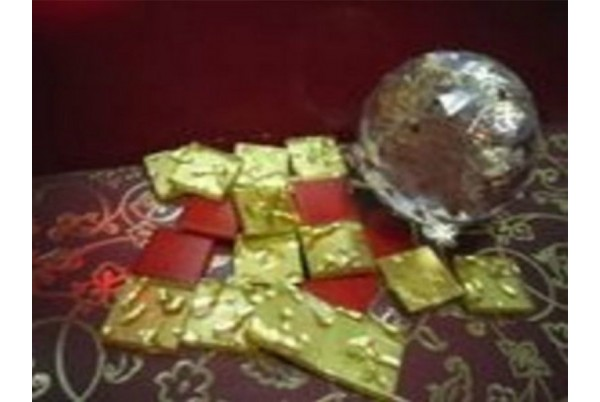 Gold ручной работы Irida