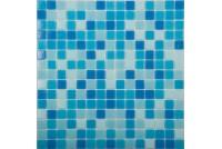 MIX1 синий (бумага) NS mosaic