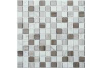 KP-745 камень полированный (23*23*4) 298*298 Ns-mosaic