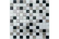KP-746 камень полированный (23*23*4) 298*298 Ns-mosaic