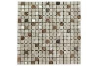 K-731 камень полир.(15*15*4) 305*305 Ns-mosaic