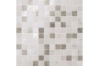 EVOQUE WHITE MOSAICO 30,5X30,5