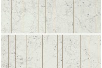 Charme Extra Wall Project Carrara Inserto Golden Line