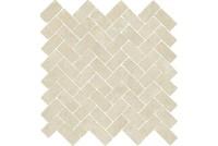 Genesis Moon White Mosaico Cross