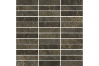 Genesis Mercury Brown Mosaico Grid