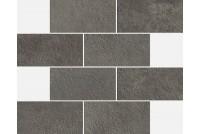 Millenium Mosaico Black Minibrick 23,7х29,5
