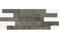 Room Brick 3D Grey Stone 28x78