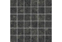 Room Mosaico Black Stone 30x30