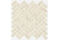 Room Mosaico Cross White Stone 31,5x29,5