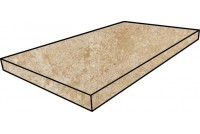 NL Stone Алмонд Ступень Угловая Левая