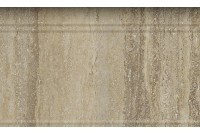 Travertino Silver Alzata 15x25