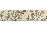 Сакура 1 бордюр цветы 62х275
