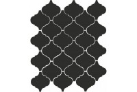 Арабески глянцевый черный 65001