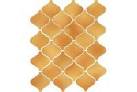 Арабески Майолика желтый 65009