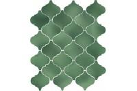 Арабески Майолика зеленый 65008