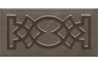 Эль-Реаль Декор коричневый AD\B490\19053