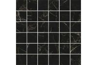 Фрагонар Декор черный мозаичный MM5283