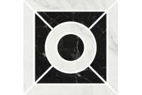 Фрагонар Декор-вставка наборный белый пол ID93