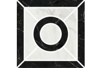 Фрагонар Декор-вставка наборный черный пол ID94