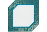 Клемансо бирюзовый Декор HGD\C250\18000