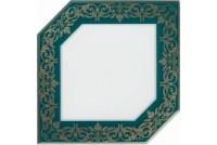 Клемансо зеленый темный Декор HGD\E250\18000