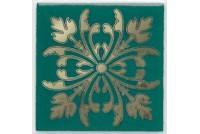 Клемансо зеленый Вставка HGD\E252\5246
