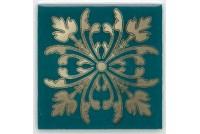 Клемансо зеленый темный Вставка HGD\F252\5246