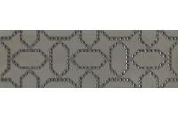 Раваль Декор серый обрезной DC/B08/13060R