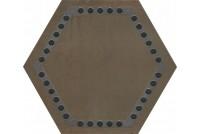 Раваль Декор напольный коричневый DC\C10\SG27004