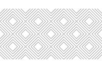 Мореска Декор Геометрия белый 1641-8631