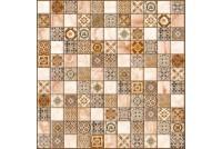 Орнелла коричневая арт-мозаика 5032-0199