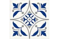 Сиди-Бу-Саид синий пол (01-10-1-15-00-65-1000)