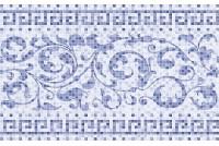 Бильбао декор голубой 09-00-61-1026