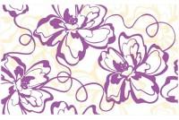 Монро декор фиолетовый