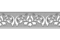 Преза серый Бордюр 62-04-06-1015