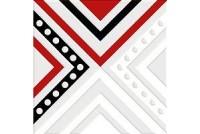 Румба Декор красный 04-01-1-02-03-45-1006-2