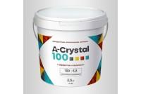 затирка A-Crystal Lite 100 с эффектом хамелеон (прозрачная)