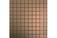 Зеркальная мозаика Бронза матовая Бм25 с чипом 25 х 25