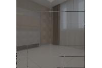 Г50 Зеркальная мозаика графит с чипом 50х50 312х312