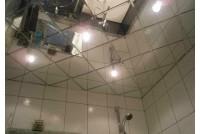 Зеркальная потолочная плитка ДСТ Россия