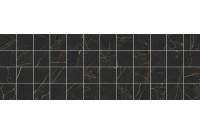 Royal Декор мозаичный чёрный MM60074