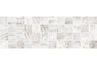 Sweep Декор мозаичный белый MM60114
