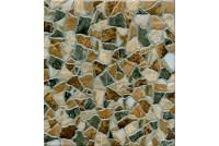 Кёльн Объемный штамп Коричневый камни 729862