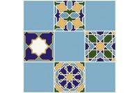 Багдад синий верх 03